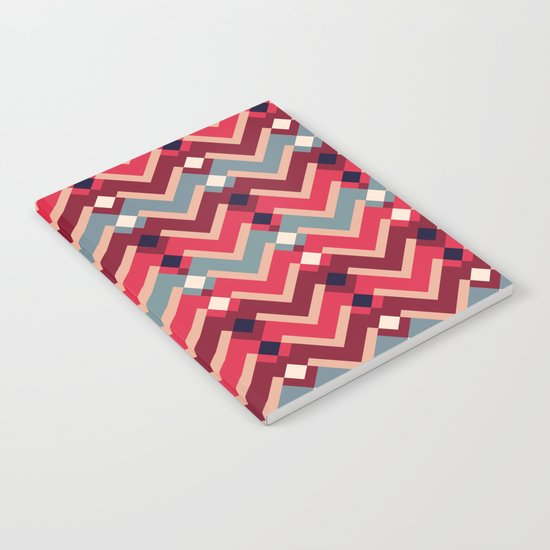 Fractal Mountains - candy Notebook