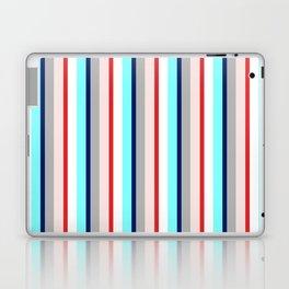 haberdashery stripes Laptop & iPad Skin