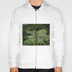 Different paths, but one sure. Hoody
