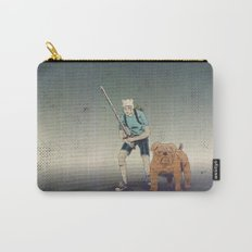 Time for Adventuring Carry-All Pouch
