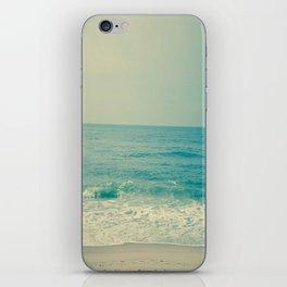 Blue H20 iPhone Skin