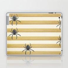 Descending Spiders Laptop & iPad Skin
