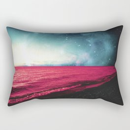 Neptune's Shores Rectangular Pillow