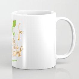 There's No Lizard Coffee Mug