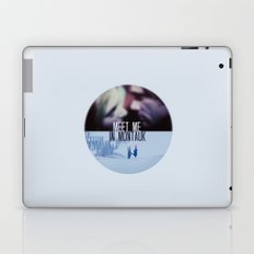 MEET ME IN MONTAUK (ETERNAL SUNSHINE OF THE SPOTLESS MIND) Laptop & iPad Skin