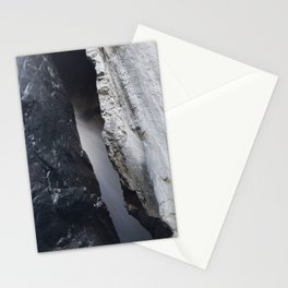 Hidden Water Box Canyon - Ouray, CO Stationery Cards