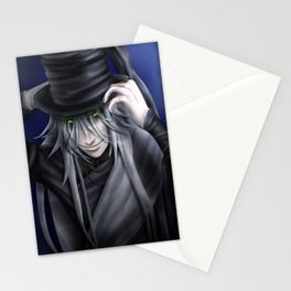 Undertaker Hat Tip Stationery Cards