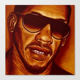 joey starr! Canvas Print