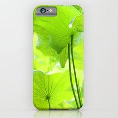 Lotus Leaves iPhone 6s Slim Case