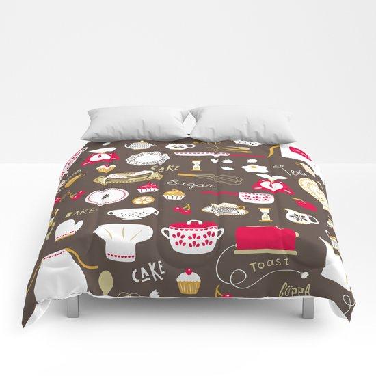 Teatime Treat Comforters