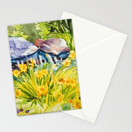 Quiet Retreat Stationery Cards