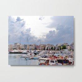 Piraeus 2 Metal Print