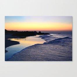 Beach V Canvas Print