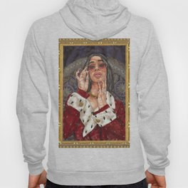 Bacardi I on her Imperial Throne Hoody