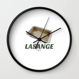 Lasange Wall Clock