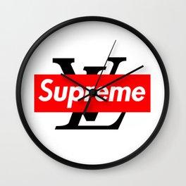 Supreme LV Wall Clock