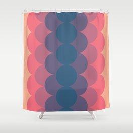 Gradual Sunset Shower Curtain