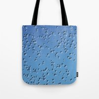concrete Tote Bags featuring concrete by Hannah Siegfried