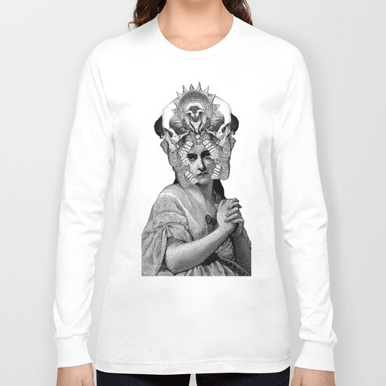 Lithography 2 Long Sleeve T-shirt