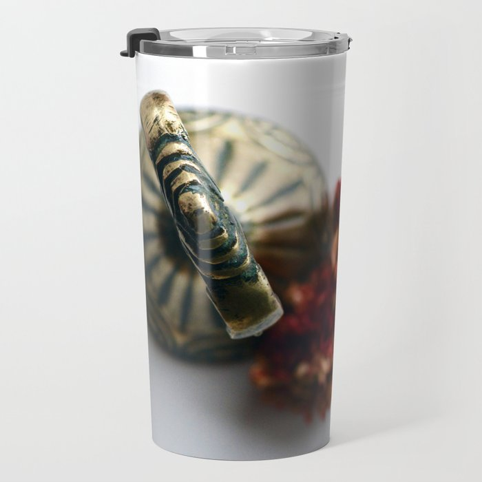 Flower bells in Travel Mug
