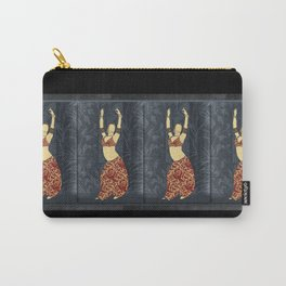 Belly dancer 17 Carry-All Pouch