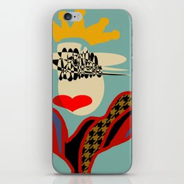 QUEEN OF STYLE iPhone Skin