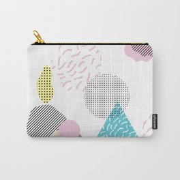 Simply Metallic Memphis Carry-All Pouch