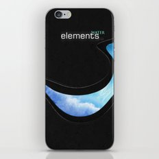elements   water iPhone & iPod Skin