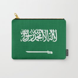 Flag of Saudi Arabia Carry-All Pouch