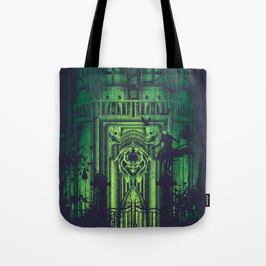 The Song Of Bats Tote Bag