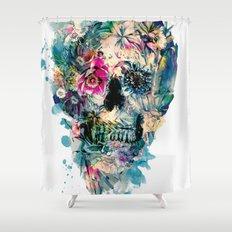 Skull ST III Shower Curtain