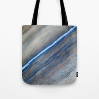 marble Tote Bags featuring Marble by Santo Sagese