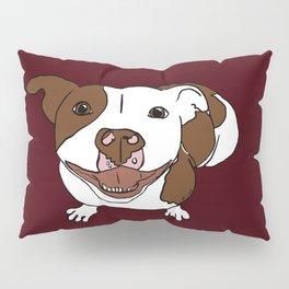 Celia Mae The Pit Bull Pillow Sham