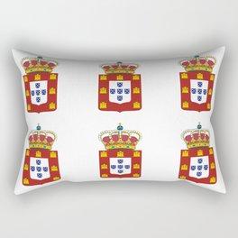 Country Crowns Rectangular Pillow