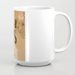 Floral Dancers Coffee Mug