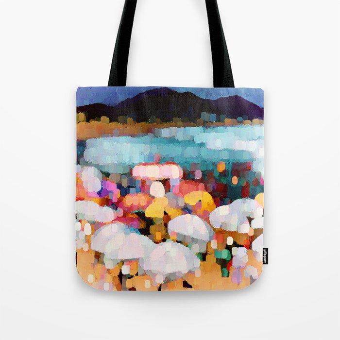 Bathing Pleasure Tote Bag