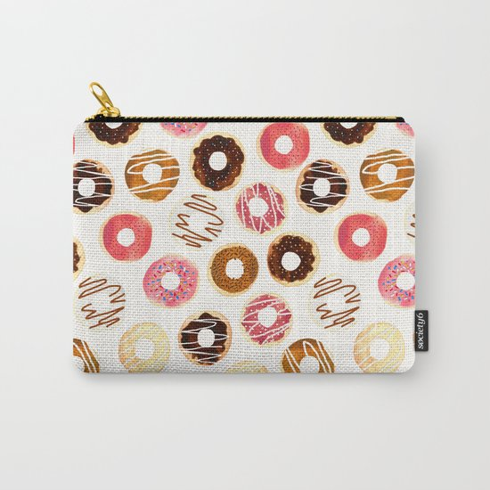 Donuts For Days Carry-All Pouch