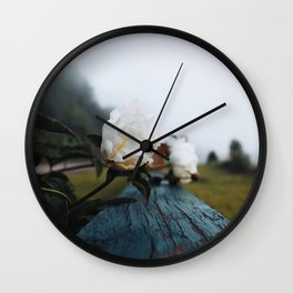 Weariness.  Wall Clock