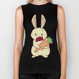 Angry Bunny Biker Tank