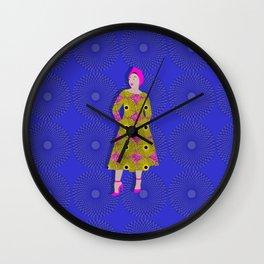 Ankara Wow Wall Clock