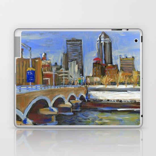 Des Moines, Iowa Laptop & iPad Skin