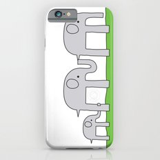 Elephant Family Slim Case iPhone 6s