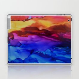 Calm the Storm Laptop & iPad Skin