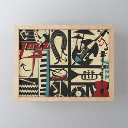 Jazzz Framed Mini Art Print