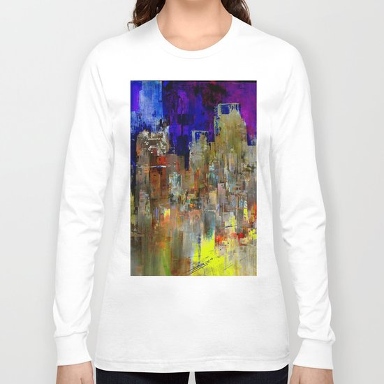 Let's Keep Smiling Long Sleeve T-shirt