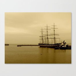 San Francisco Bay Canvas Print