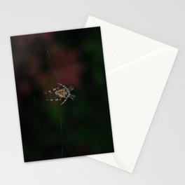come into my parlour Stationery Cards