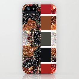 It's Colorful Outside iPhone Case