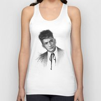 zayn Tank Tops featuring Zayn by Creadoorm