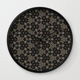 Lace Wall Clock